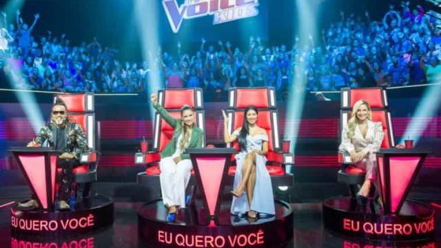 The Voice Kids escolhe os últimos semifinalistas da temporada