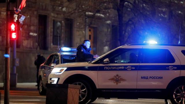 Tiroteio na sede do serviço secreto russo faz pelo menos dois mortos