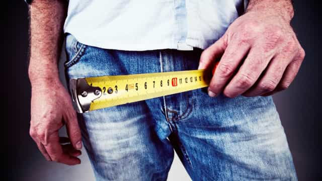 Em que países os homens mais mentem sobre o tamanho do pênis?