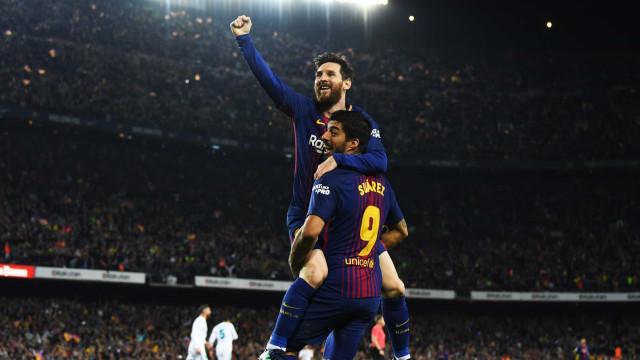Barcelona supera Real Madrid e lidera ranking de faturamento