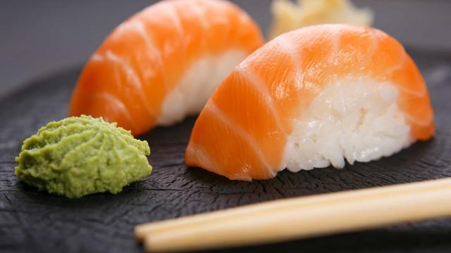 O wasabi tem inúmeros benefícios para a saúde. Sabia?