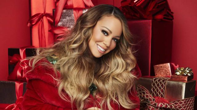 Mariah Carey quebra recorde e tem música natalina mais reproduzida pelo Spotify