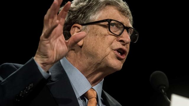 Será mais fácil recuperar a economia do que vidas, diz Bill Gates