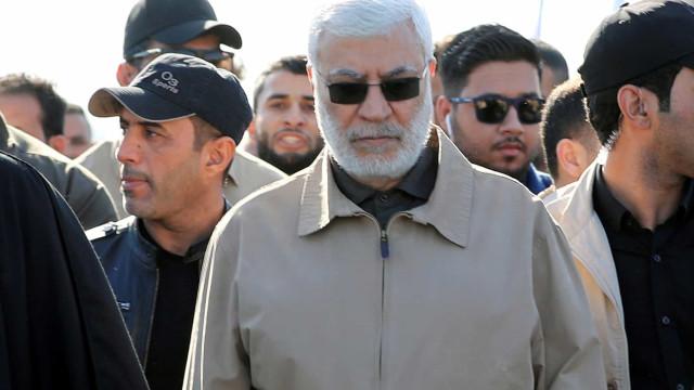 Parlamento do Iraque quer expulsar militares dos EUA do país