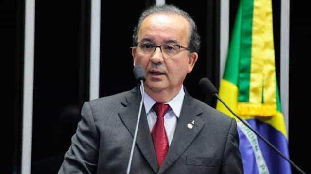Jorginho Mello informa que foi escolhido como vice-líder do governo no Senado