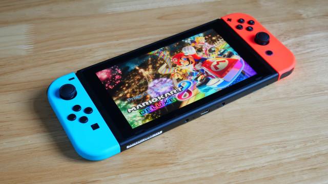 Covid-19. Nintendo Switch está esgotada nos EUA