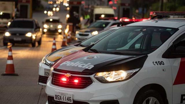 Polícia paulista prende mais de 1,3 mil pessoas durante o carnaval