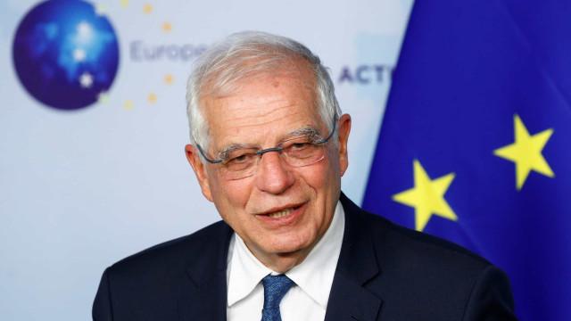 UE lembra aos EUA que mudança de formato do G7 não cabe à presidência