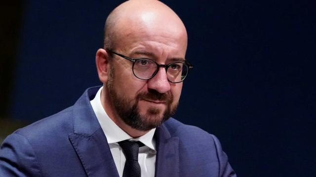 Presidente do Conselho Europeu pede que Teerã evite atos irreversíveis