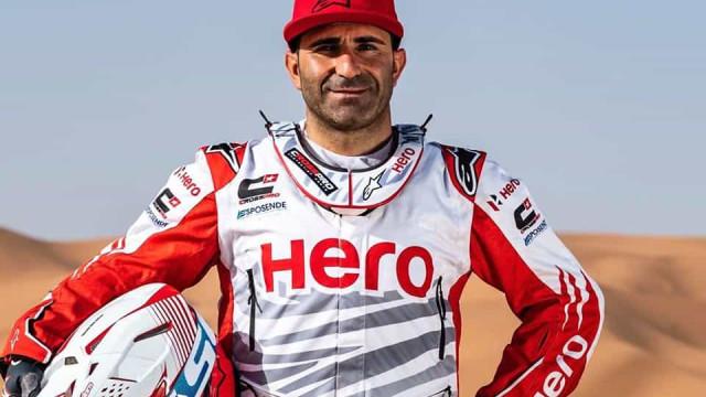 Piloto português Paulo Gonçalves morre após acidente no Dakar
