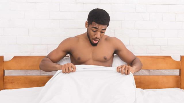 O que causa a ereção matinal nos homens (e também nas mulheres)