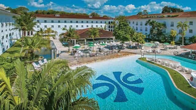 Hotel no coração da Amazônia vai a leilão