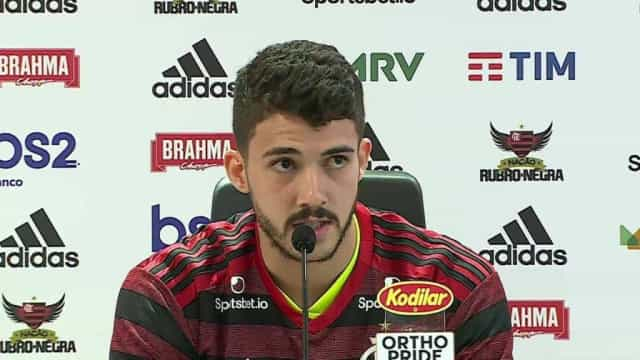 Gustavo Henrique revela aval de Gabriel para assinar com o Flamengo