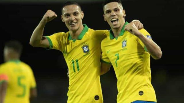 Brasil estreia com importante vitória no Pré-Olímpico