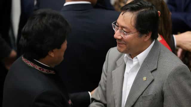 Vontade de Evo se impõe e ex-ministro será candidato a presidente