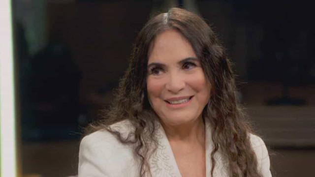 Sem confirmação, Regina Duarte agradece apoio de Maitê Proença
