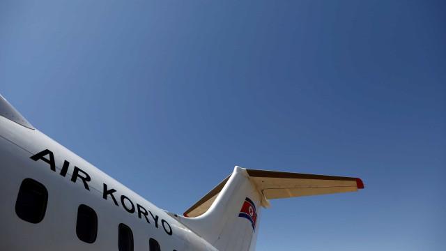 Companhia aérea proíbe estrangeiros em voos partindo de Pequim