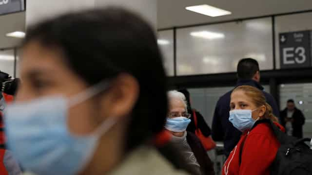 Itamaraty busca família com suspeita de coronavírus