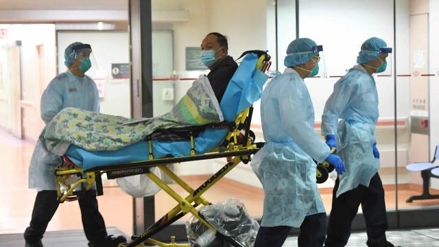 Coronavírus. 1.129 novos casos e 30 mortos desde sexta-feira