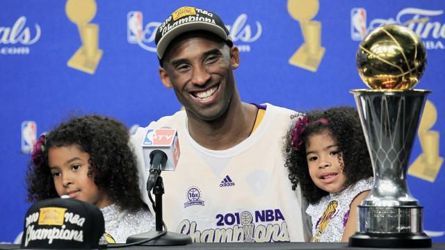 """Trump reage à morte de Kobe Bryant: """"Que notícia terrível"""""""