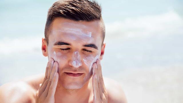 Filtro solar pode causar conjuntivite tóxica
