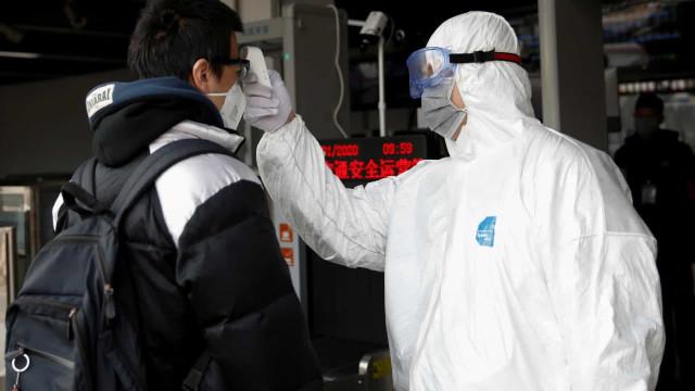 Número de mortos pelo coronavírus na China passa de 1,7 mil