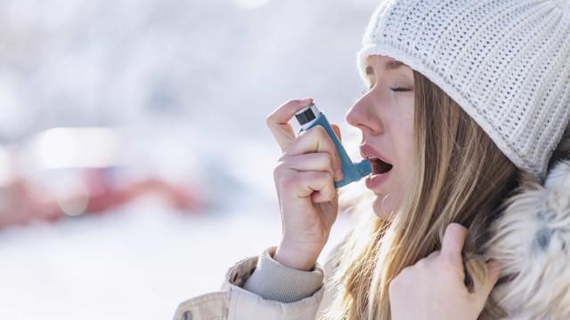 Covid-19. Tem asma ou rinite? Siga estas recomendações