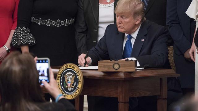 Trump reverte decisão de Obama e permite uso de minas terrestres