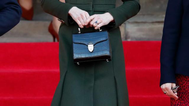 Kate Middleton recorda doces memórias com a avó