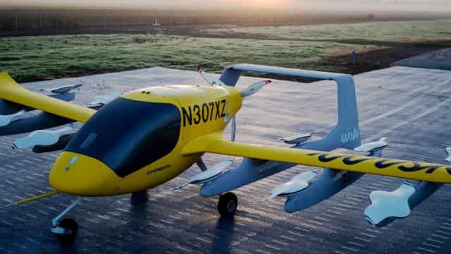 Táxi voador autônomo será testado com passageiros na Nova Zelândia