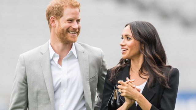 Filha do príncipe Harry e Meghan Markle vai se chamar Diana?