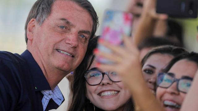 Bolsonaro é 3º chefe de governo mais popular do mundo nas redes sociais