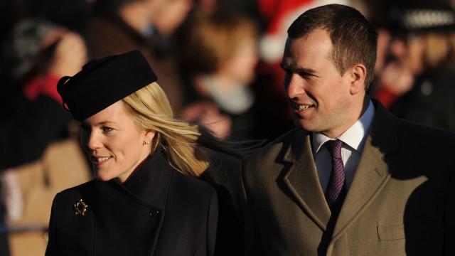 Divórcio na realeza. Neto de Isabel II separado após 12 anos