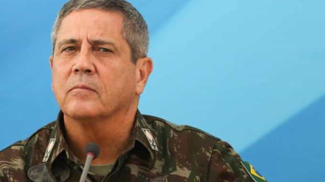 Braga Netto é o 7º ministro diagnosticado com covid-19