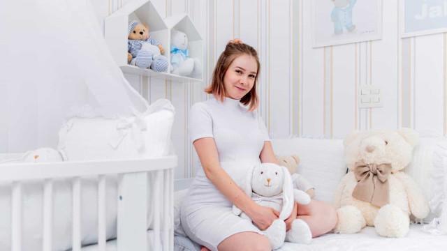 Filho de Pyong Lee deve nascer em breve; veja o quartinho do bebê