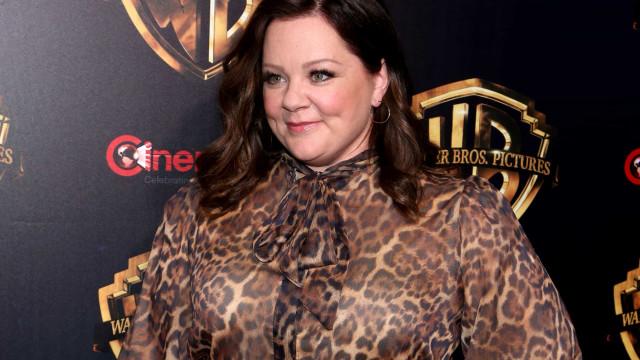 Melissa McCarthy será vilã Ursula em live-action de 'A Pequena Sereia'