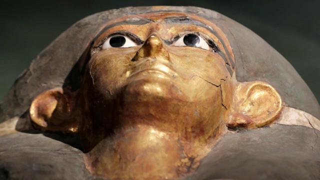 Descoberto um sarcófago e um altar dedicado ao fundador de Roma
