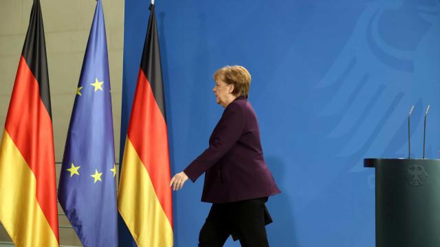 "Alemanha usará ""todo o poder"" para combater ataques étnicos"