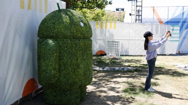 Google descontente com alterações da Samsung ao Android