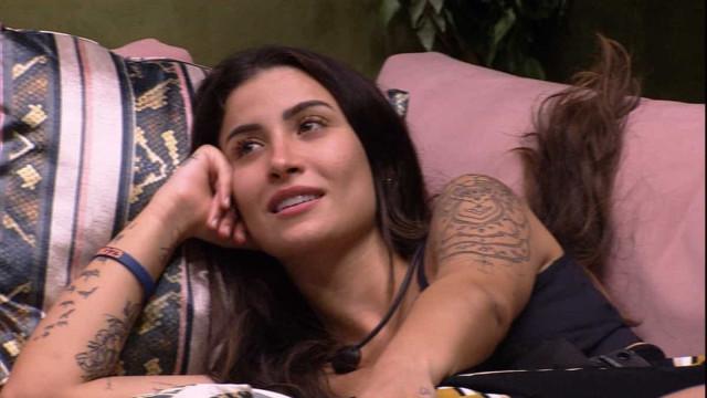 BBB20: Bianca diz que teria sido mais inteligente se não tivesse bebido