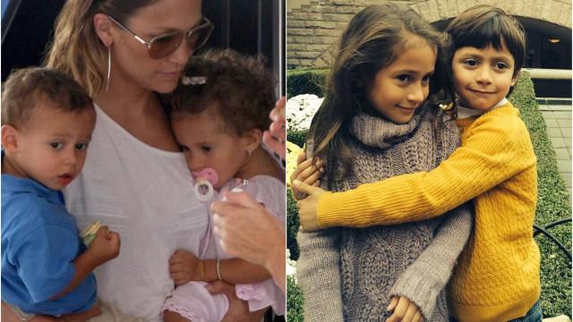 Filhos de Jennifer Lopez fazem 12 anos. Veja como cresceram os gêmeos