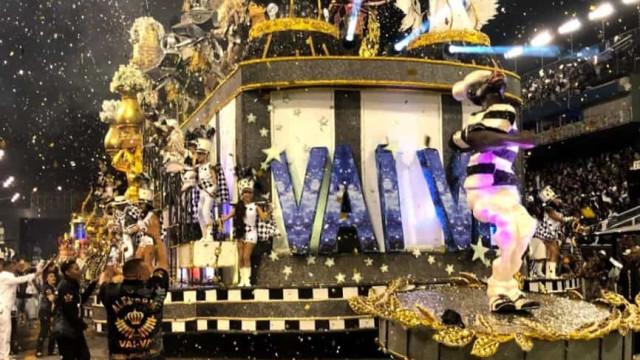 Após rebaixamento em 2019, Vai-Vai volta à elite do carnaval de SP