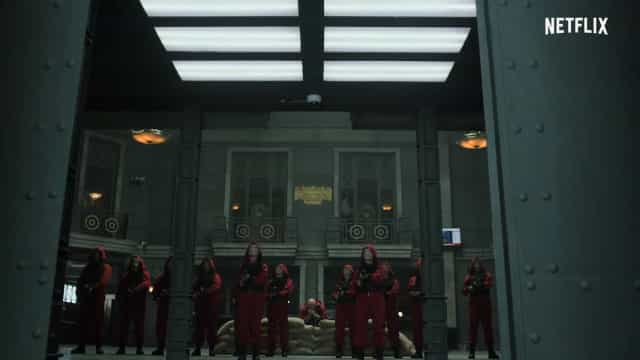 'La Casa de Papel': chegou o trailer da quarta temporada