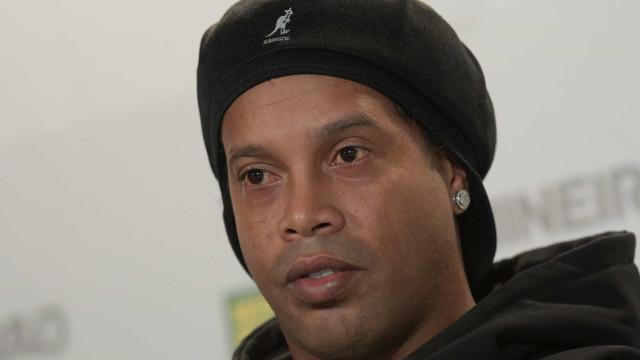 Advogado de Ronaldinho sobre paralisação no Paraguai: 'Incerteza'