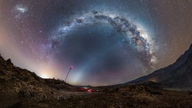 NASA volta a impressionar com fotografia do Espaço
