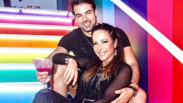 """Renata Dominguez é pedida em casamento: """"O sim mais importante"""""""
