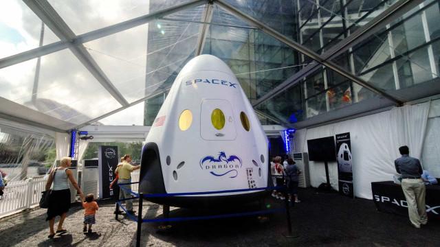 SpaceX enviará os primeiros astronautas ao Espaço esta semana
