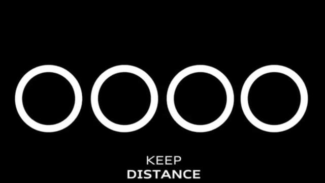 O brilhante conselho da Audi: Faça como os seus anéis...