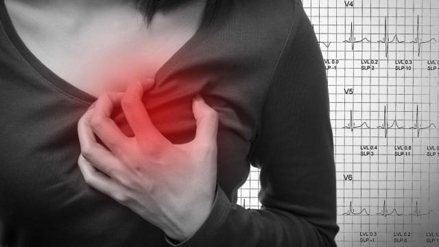 Conheça os sinais. Dor no peito também é um sintoma da Covid-19?