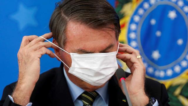 Bolsonaro: Queiroga está definindo porcentual de vacinados para abolir máscara
